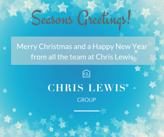 Christmas Opening Hours - Chris Lewis Fire & Security