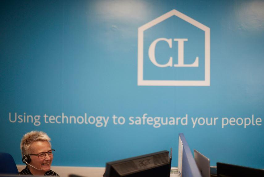 Remote security servicing